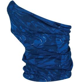 Regatta Tour de cou multifonction Enfant, blue marble